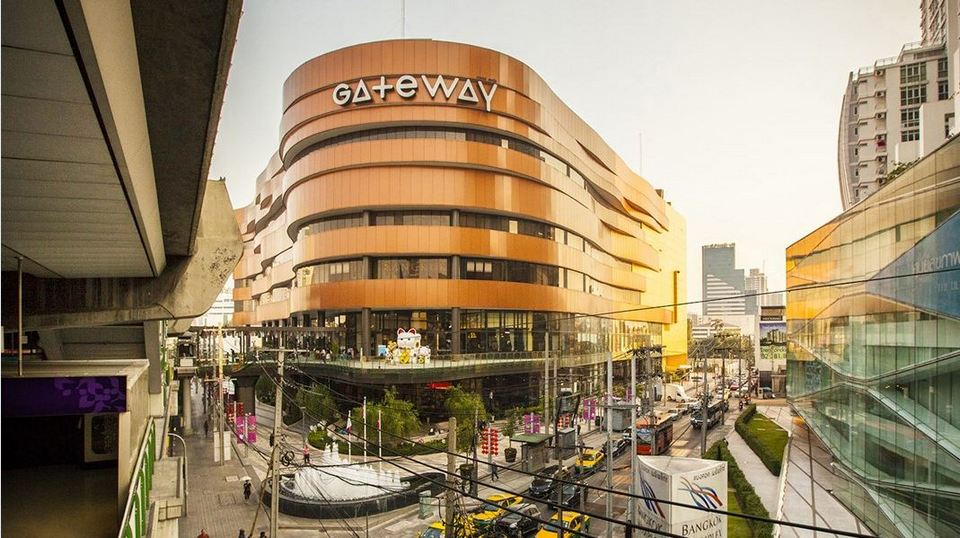 Gateway Ekamai shopping mall bangkok'