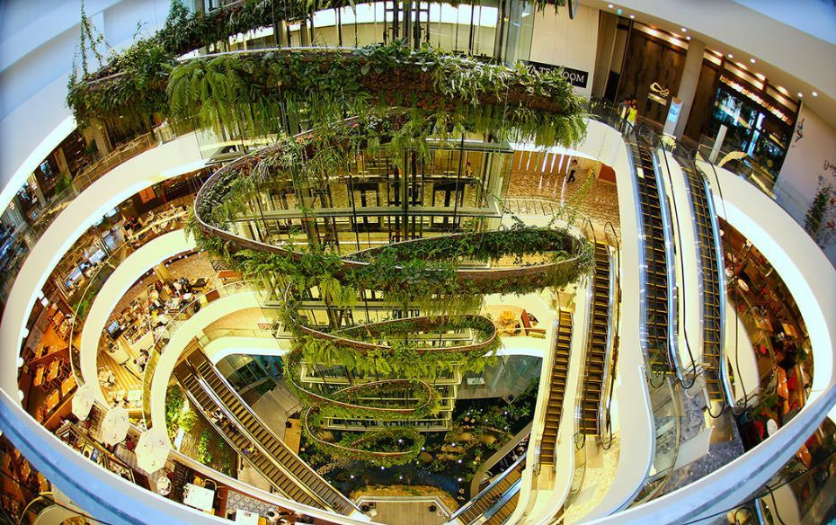 Gaysorn Shopping Centre bangkok thailand4 Image credit: best shopping malls in bangkok blog.