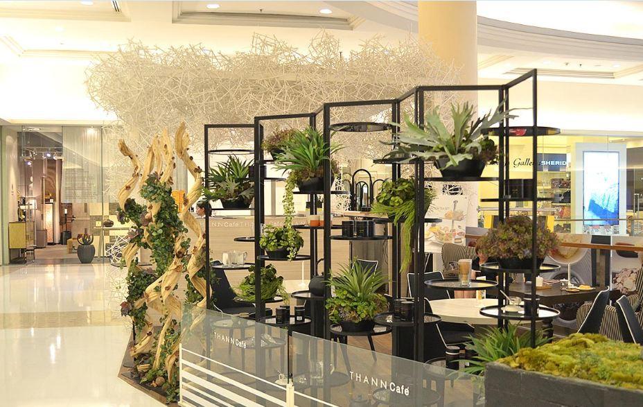 Gaysorn Shopping Centre bangkok thailandq