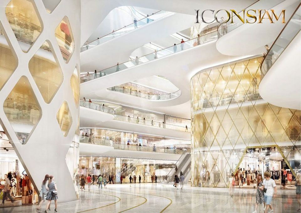 Icon Siam shopping mall bangkok1