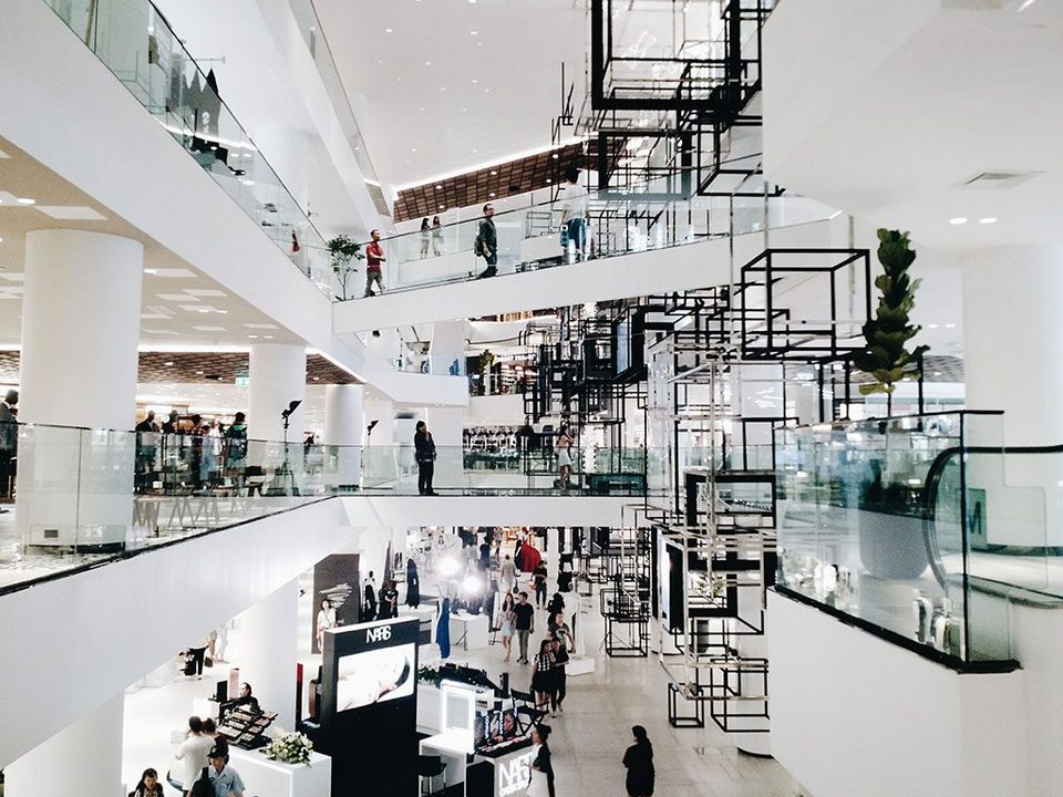 Siam Discovery shopping mall bangkok2