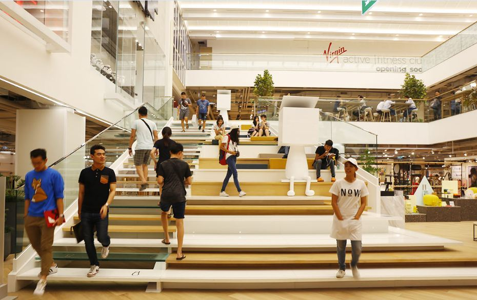 Siam Discovery shopping mall bangkok5 Image by: top shopping malls in bangkok blog.