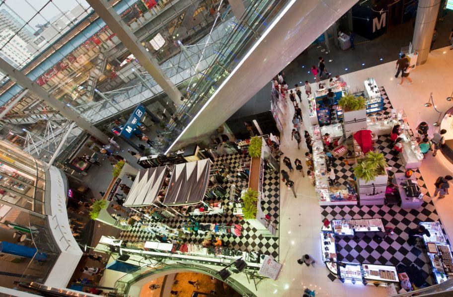 Terminal 21 shopping mall bangkok6