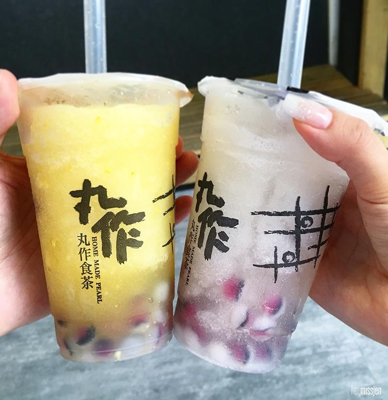 Bubble-milk-tea-taiwan2 taiwan street food taiwan street food 2017 taiwan street food blog
