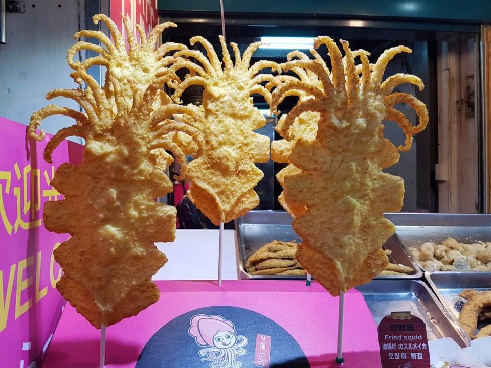 Seafood-at-night-market2 taiwan street food taiwan street food 2017 taiwan street food blog