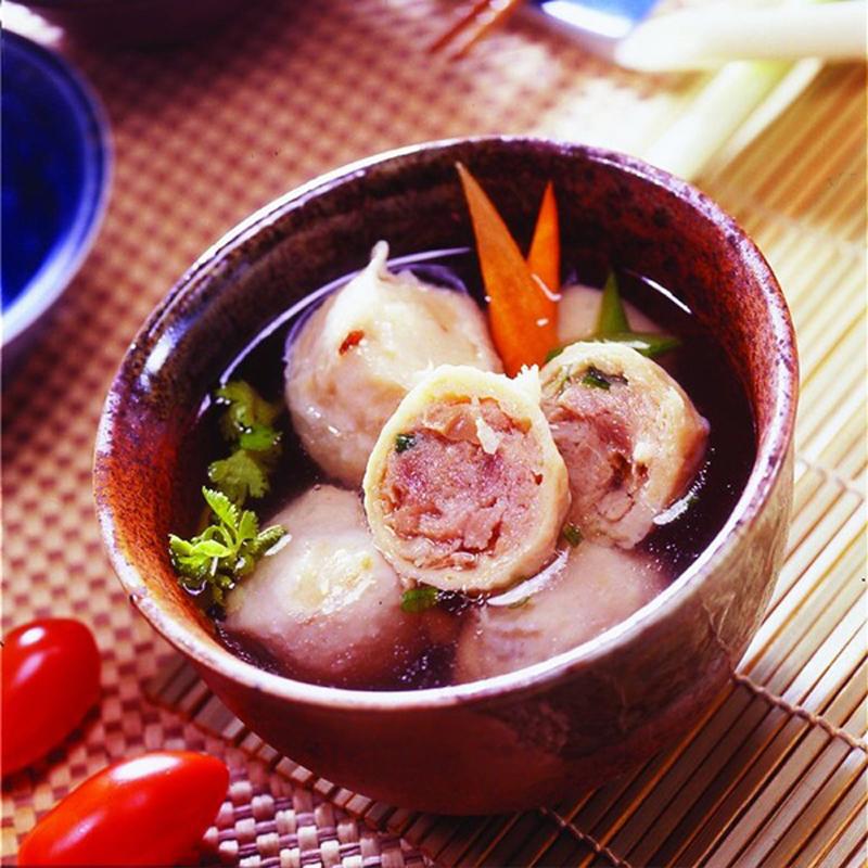 Stuffed-meatball1 taiwan street food taiwan street food 2017 taiwan street food blog