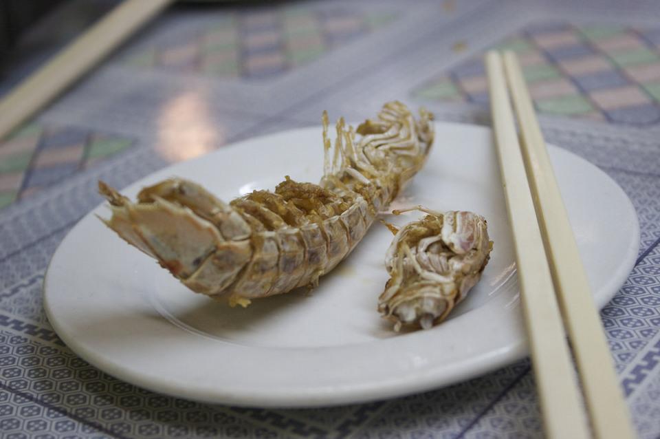 pissing-shrimp-5 taiwan street food taiwan street food 2017 taiwan street food blog