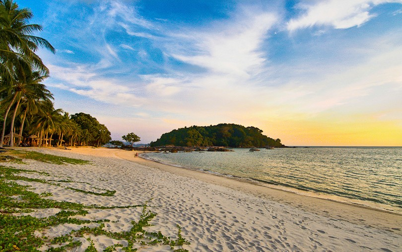 best time to visit tioman island-malaysia