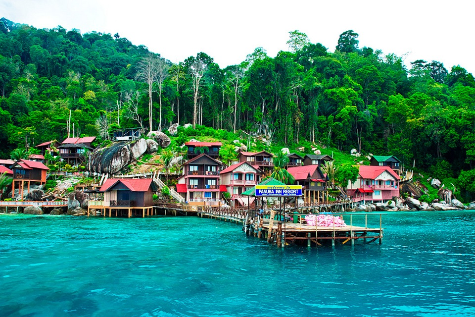 Pulau-Tioman-Island