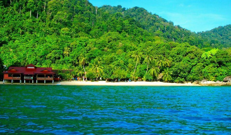 Tioman Island malaysian seaside 2