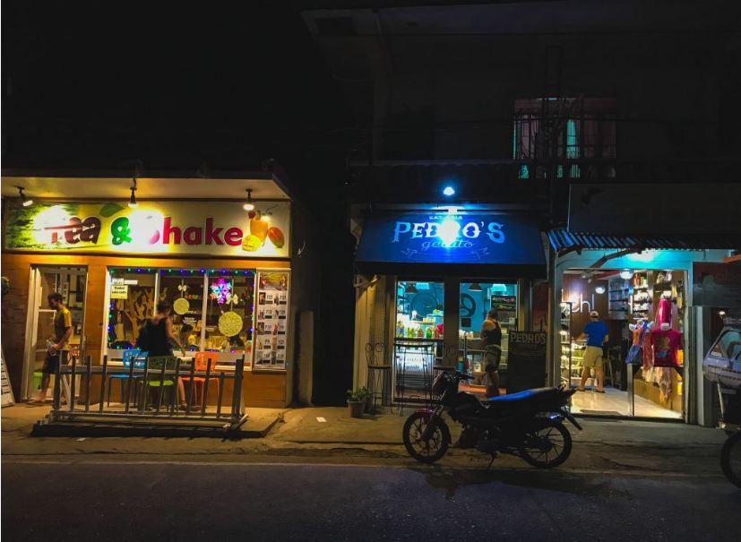 night life coron-palawan-philippines4 Picture: El Nido vs Coron Palawan blog.