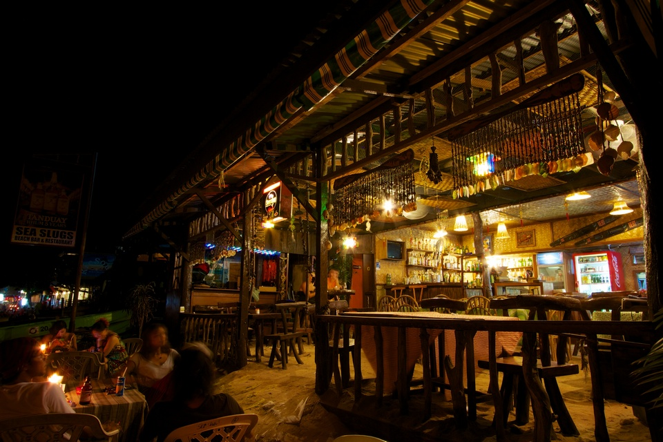 night life in el nido-palawan-philippines1 coron vs el nido coron or el nido el nido vs coron 2017