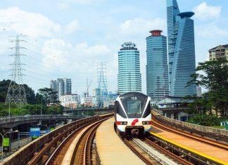 Kuala Lumpur Light Rail Transit (or LRT Kuala Lumpur)