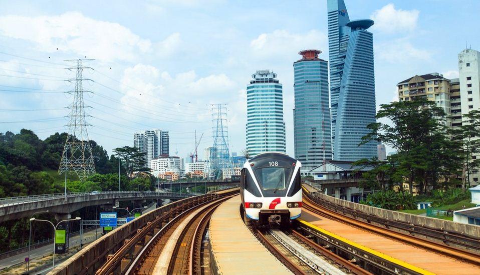 Kuala Lumpur Light Rail Transit Or Lrt