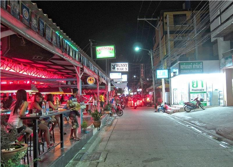 Soi-7-soi 8 Pattaya-Thailand3 what to do in pattaya at night things to do in pattaya at night best nightlife in pattaya