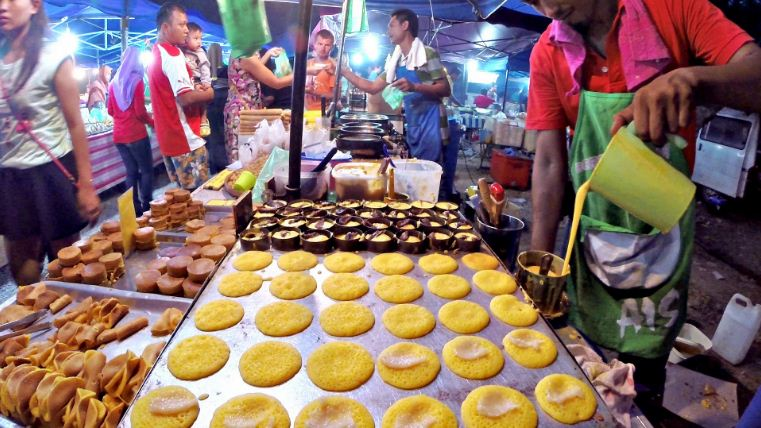 langkawi street food