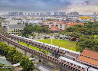 how to get around singapore-transport