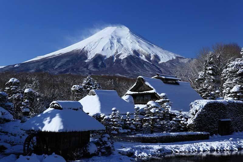 Fuji mountain review: when to go