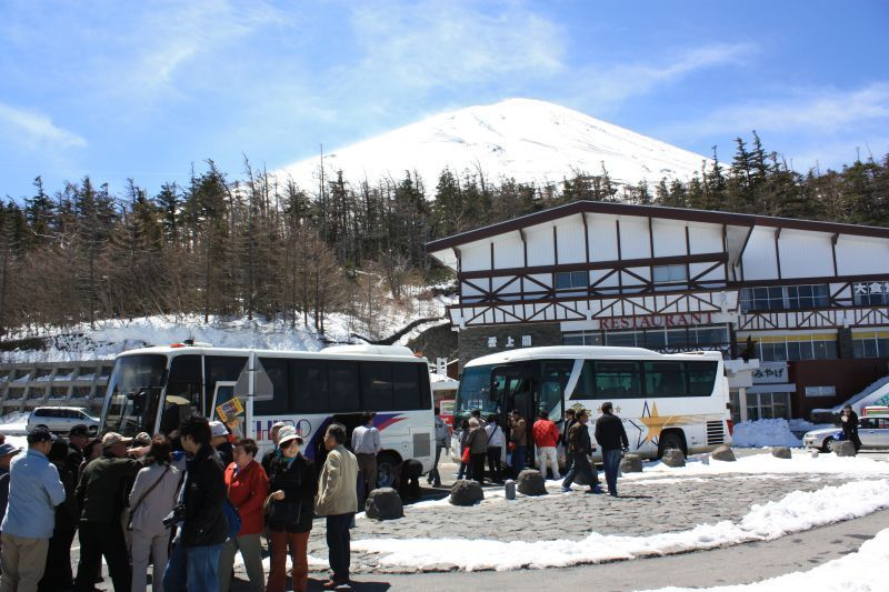 Fuji Mountain review: how to go