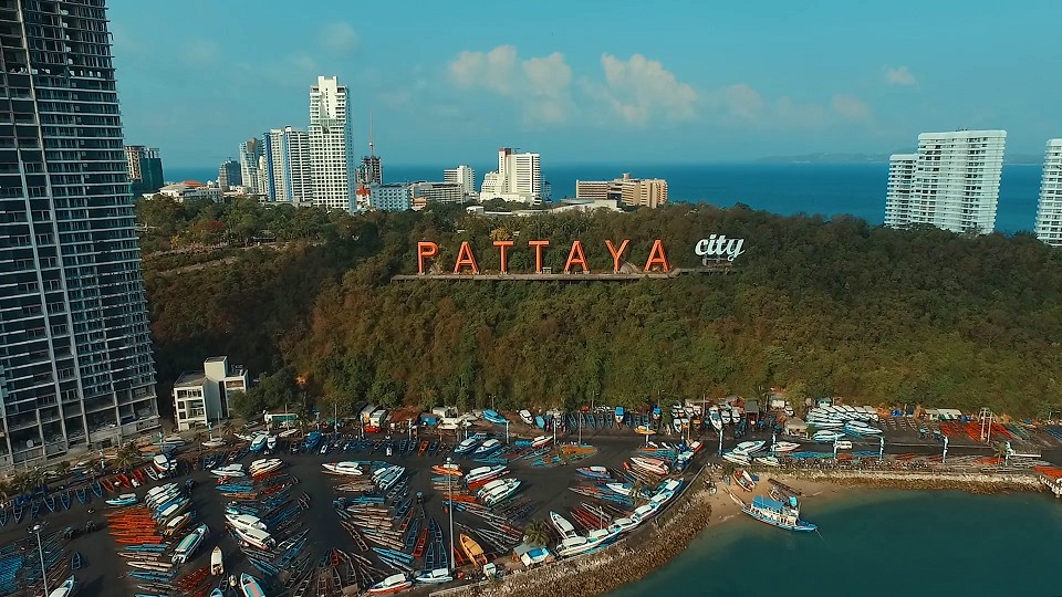 Pattaya Viewpoint và Pattaya Sign-pattaya-thailand2 top places to visit in pattaya best places to visit in pattaya top things to do in pattaya