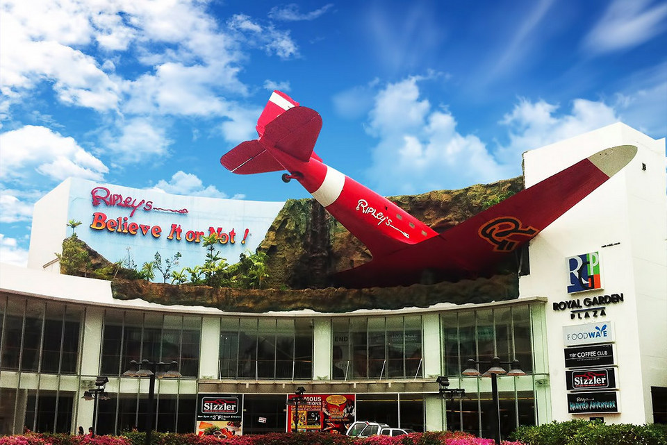 Ripley's Believe It or Not-pattaya-thailand Image by: best places to visit in pattaya blog.