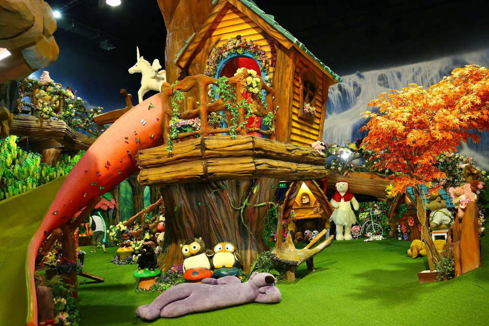 Teddy Bear Museum-pattaya-thailand4