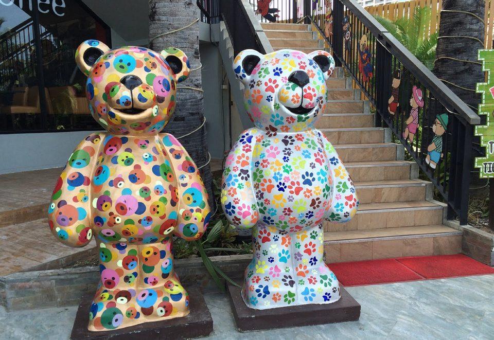 Teddy Bear Museum-pattaya-thailand5