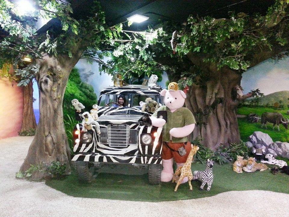 Teddy Bear Museum-pattaya-thailand6