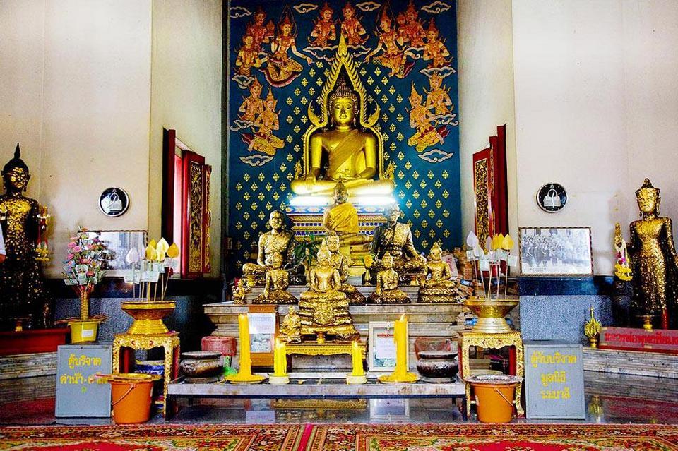 Wat Chai Mongkol-pattaya-thailand2