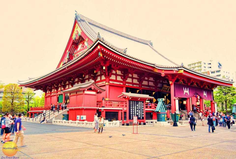 Asakusa Sensoji-temple-tokyo2