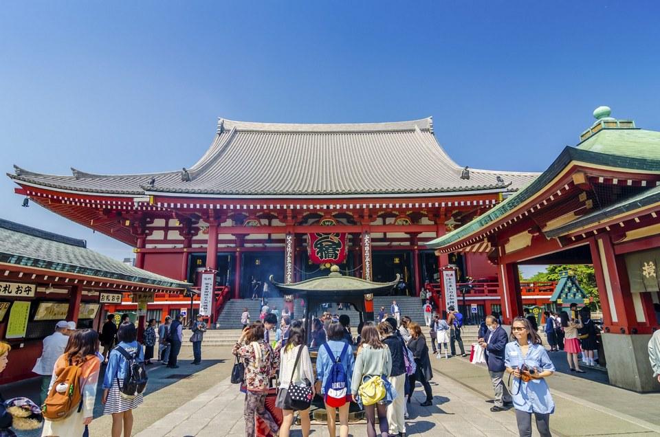 Asakusa Sensoji-temple-tokyo3 tokyo subway 24 hour ticket tokyo metro 24 hour ticket 24 hour subway ticket tokyo