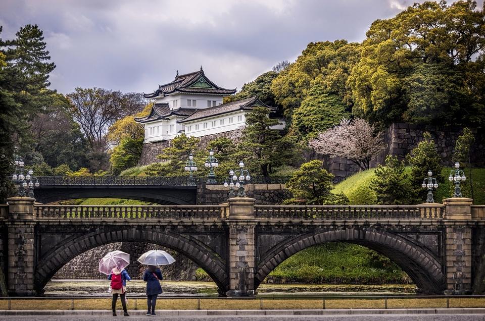 Japan palace-tokyo
