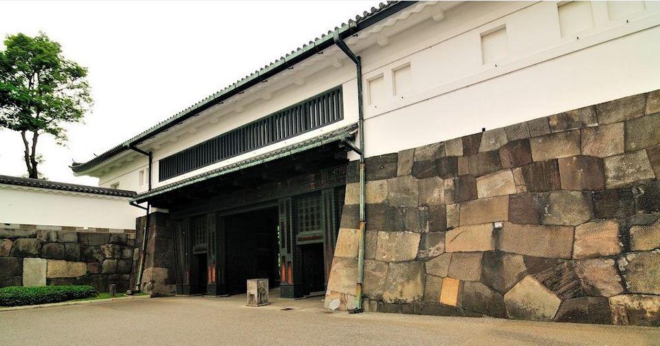 Japan palace-tokyo3 Credit: tokyo metro 24 hour ticket blog.