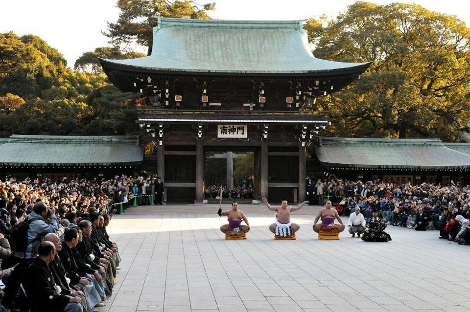 Meiji Shrine-tokyo