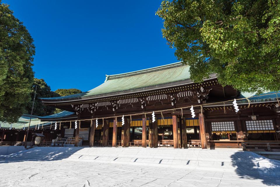 Meiji Shrine-tokyo3