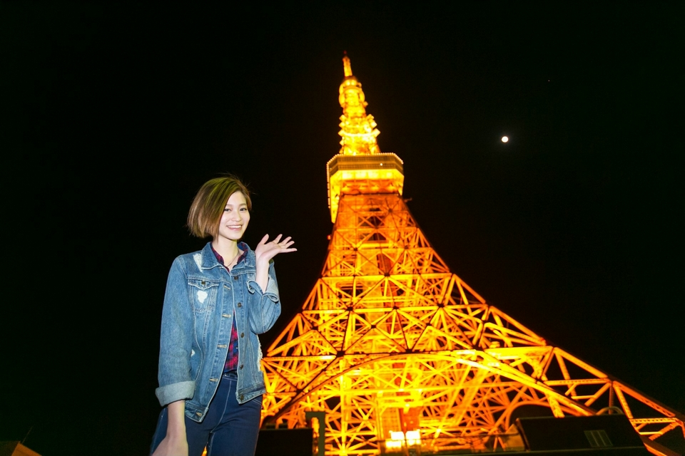 Tokyo tower1