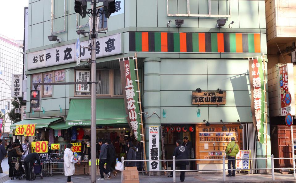 Ueno-hirokoji-station-tokyo2