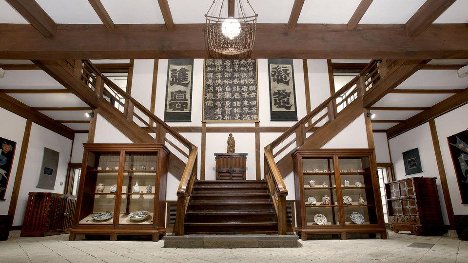 Japan Folk Crafts Museum in Tokyo