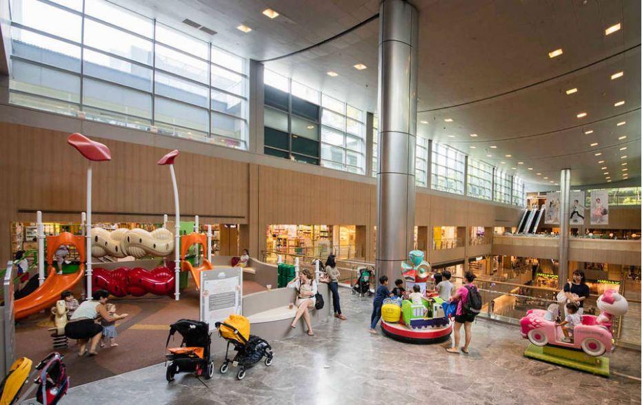 Paragon Shopping Center-singapore4