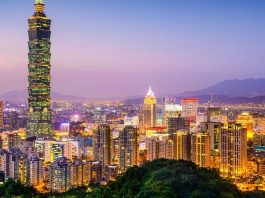 Travel experience in Taiwan