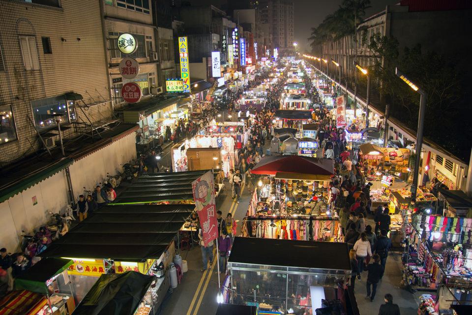 Rueifeng Night Market, Kaohsiung Taiwan best places to visit in kaohsiung top places to visit in kaohsiung