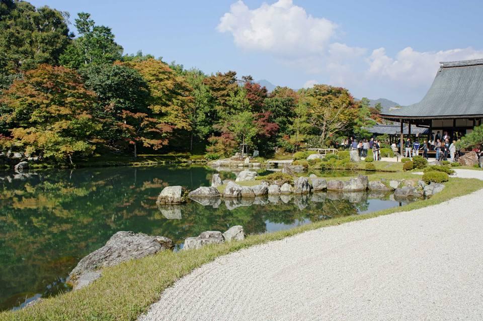 Tenryu-ji, Kyoto, Japan