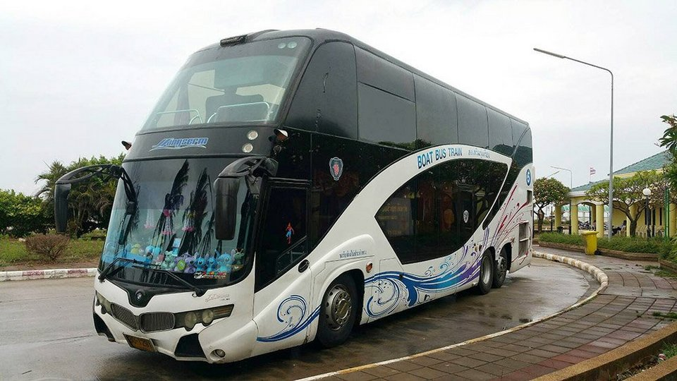 go to krabi by bus-krabi-thailand
