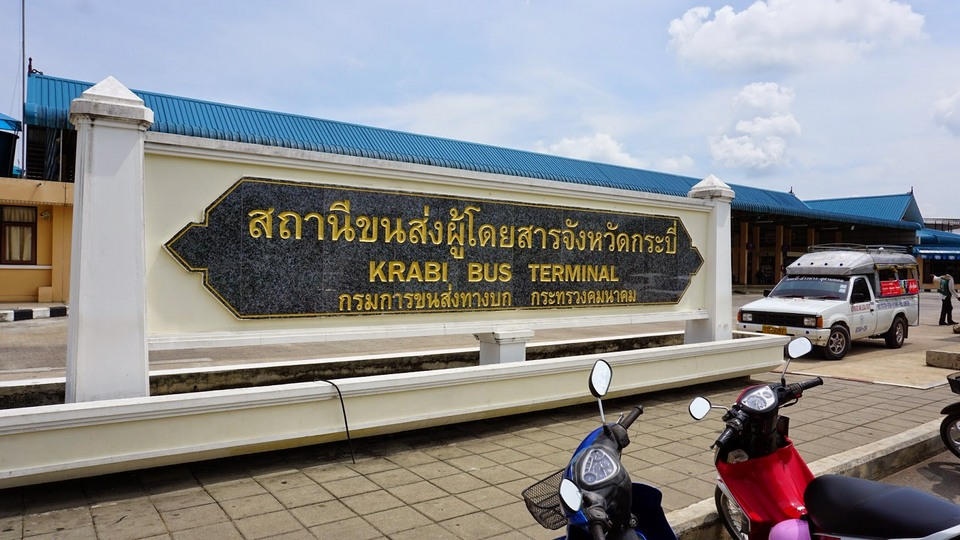 go to krabi by bus-krabi-thailand1