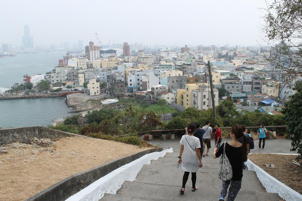 Cijin Island and windmills in Kaohsiung Taiwan best places to visit in kaohsiung top places to visit in kaohsiung