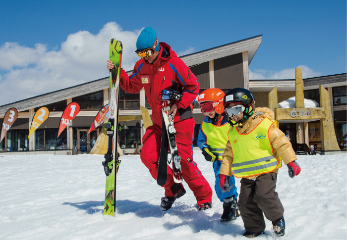 Niseko HANAZONO Ski Resort best ski resorts in hokkaido top ski resorts in hokkaido best place to ski in hokkaido