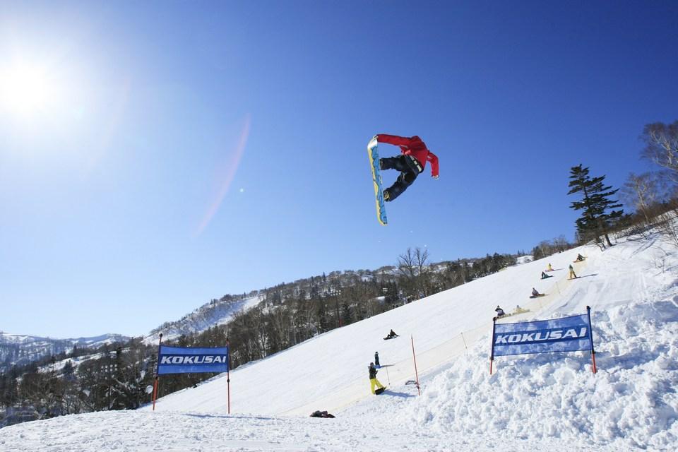 Sapporo Kokusai ski resort