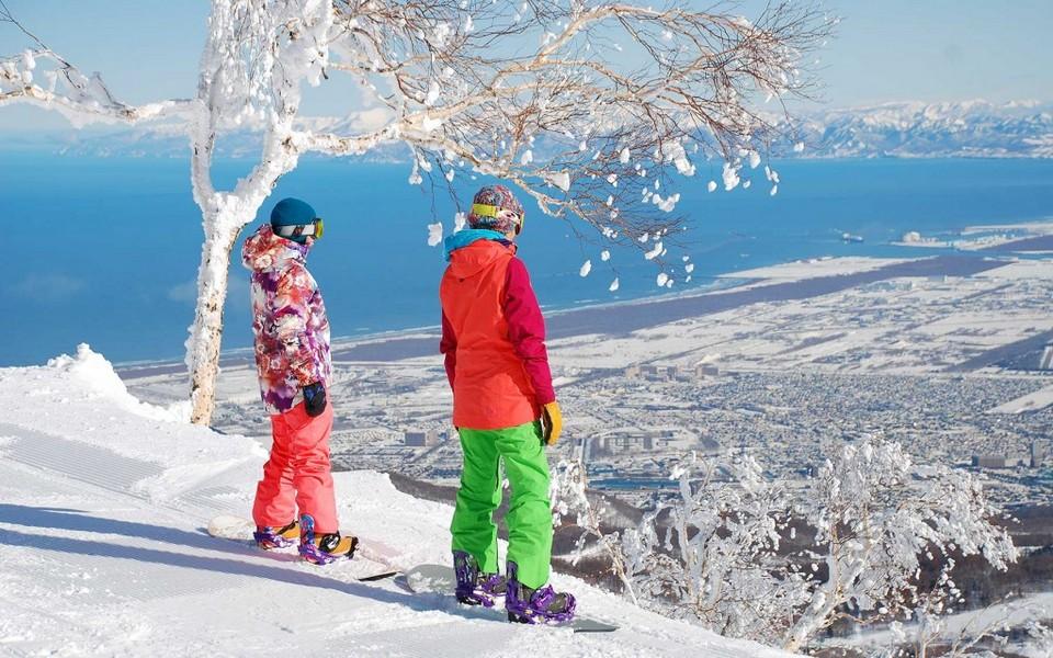 Sapporo Teine best ski resorts in hokkaido top ski resorts in hokkaido best place to ski in hokkaido