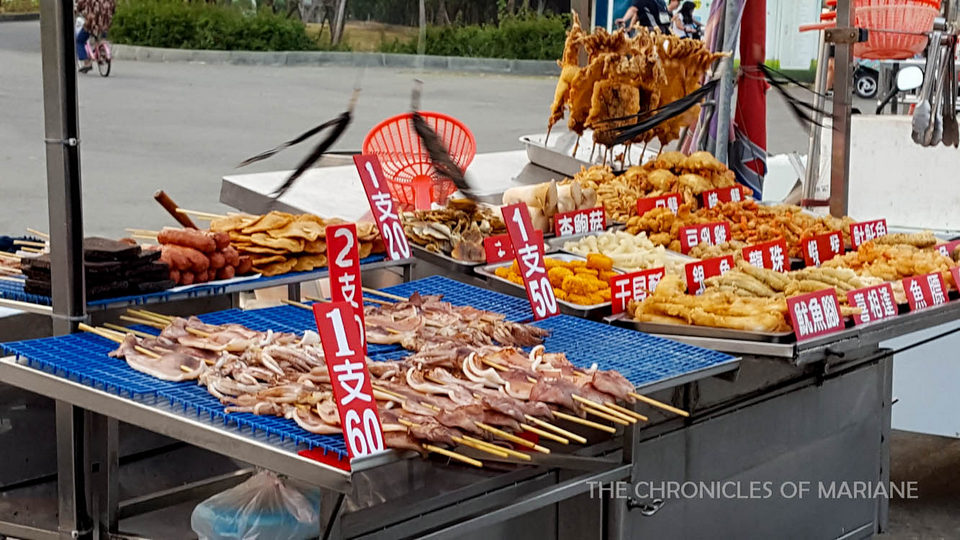 26 cijin island seafood