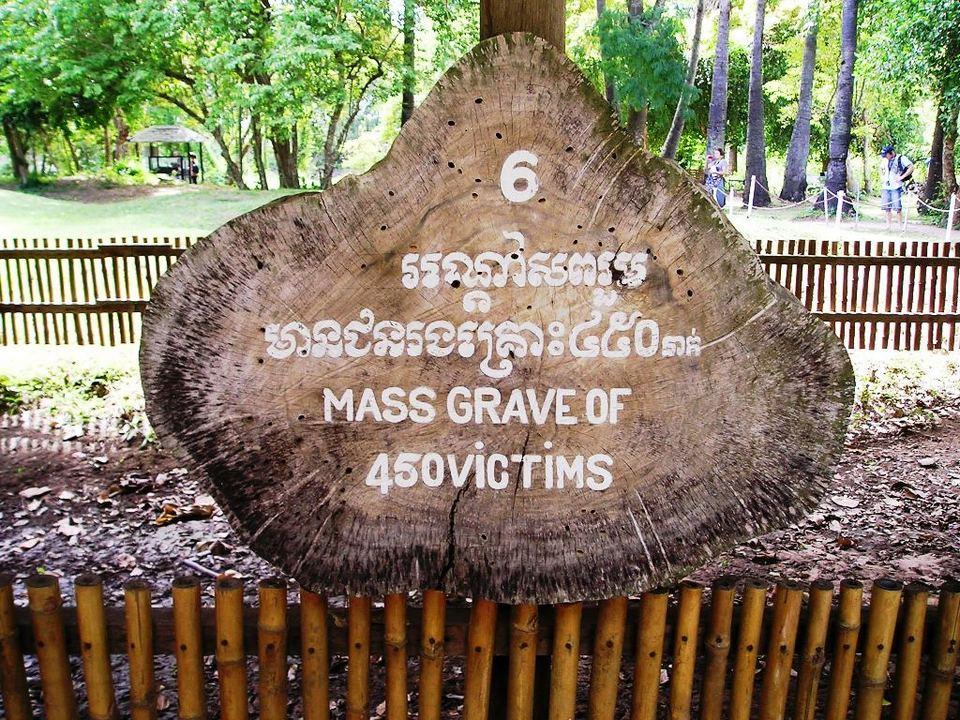 Killing field-phnom penh